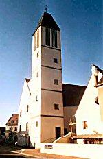 Christuskirche Donauwoerth